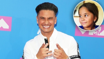 Pauly D Daughter Is Too Cute See How Fast She Is Growing Up