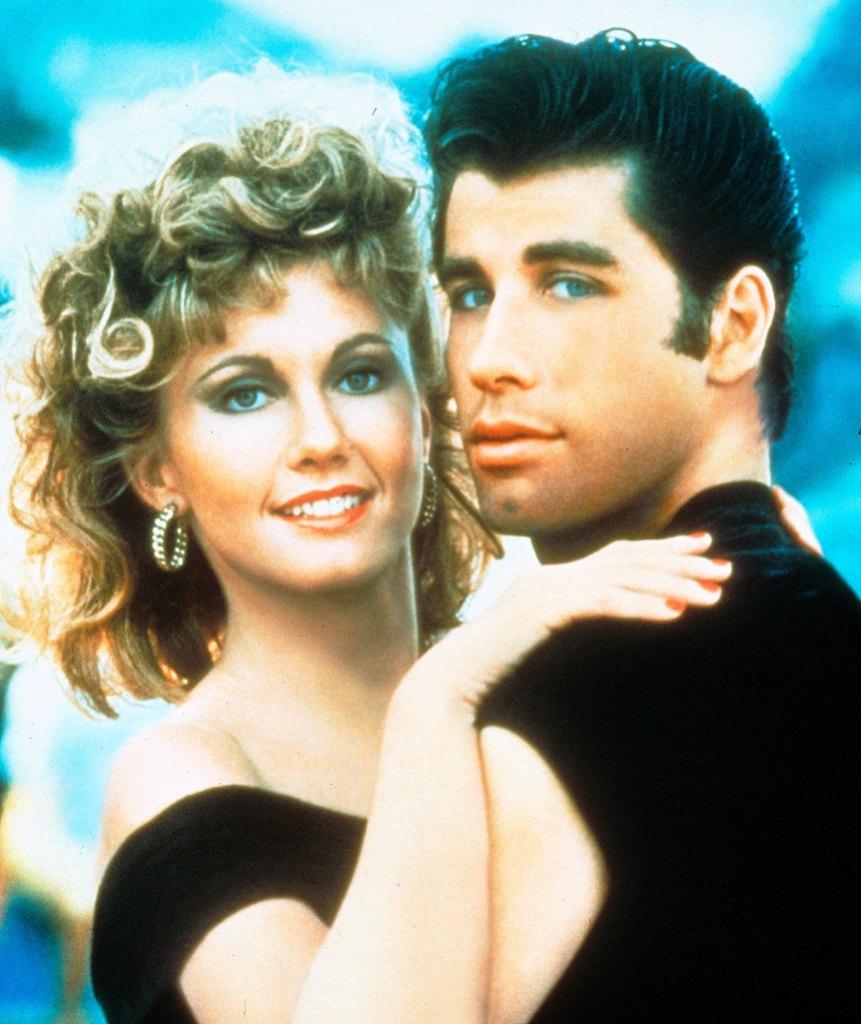 Olivia Newton-John and John Travolta in Grease REELZ Profiles Olivia Newton-John Health Crisis in Tell-All Special