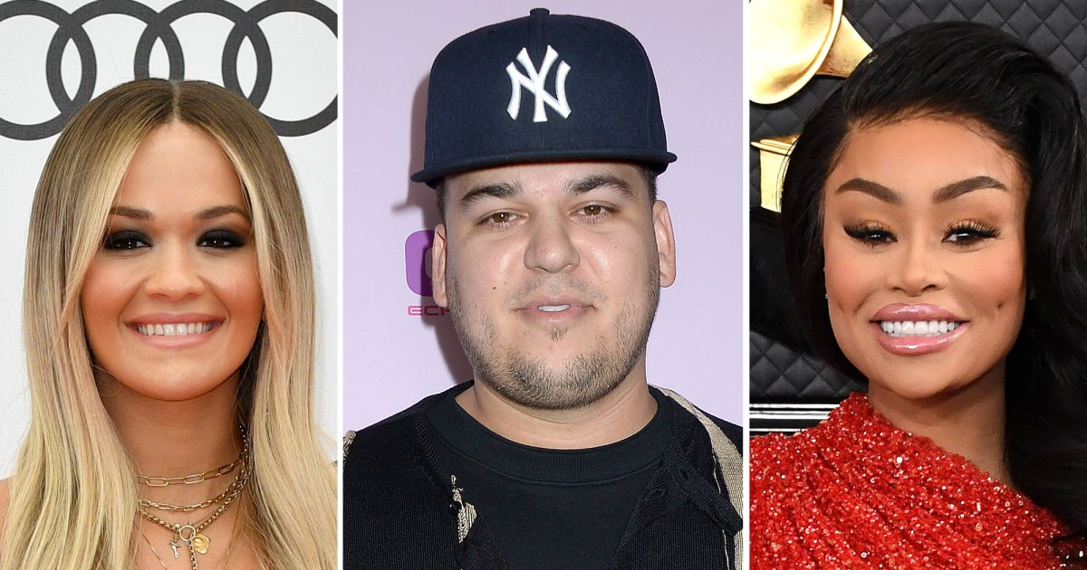 Rob Kardashian's Complete Dating History: A Guide to His Ex-Girlfriends