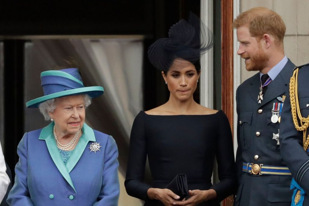 Royals 'Distressed' Meghan Markle Felt 'Unprotected' While Pregnant