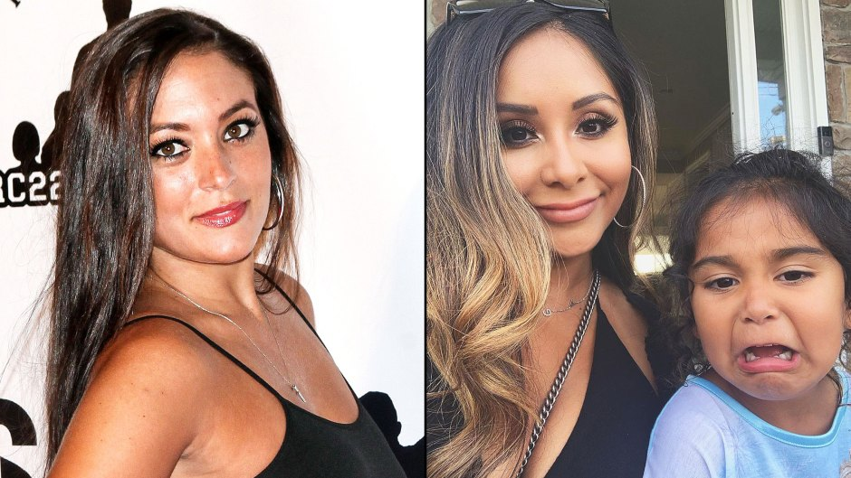 Sammi Sweetheart Shares Sweet Message to Snooki and Daughter Giovanna