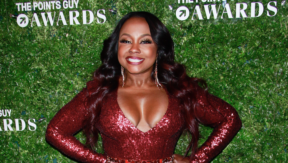 Phaedra Parks Talks Marriage Boot Camp