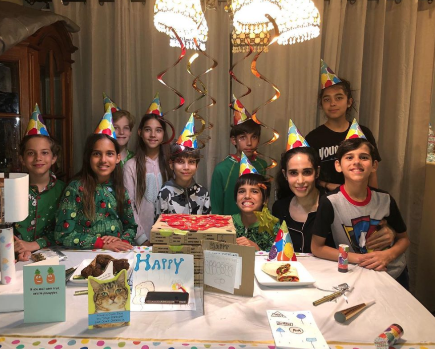 Octomom Nadya Suleman Shows Off Fit Figure After Amazing Birthday Celebrations With Kids