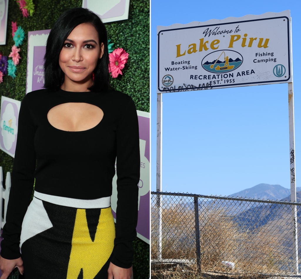 Sheriffs Release Video of Naya Rivera and Son Josey Boarding Boat