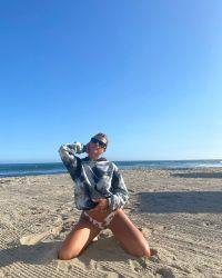 Sofia Richie Wearing Talentless on Instagram