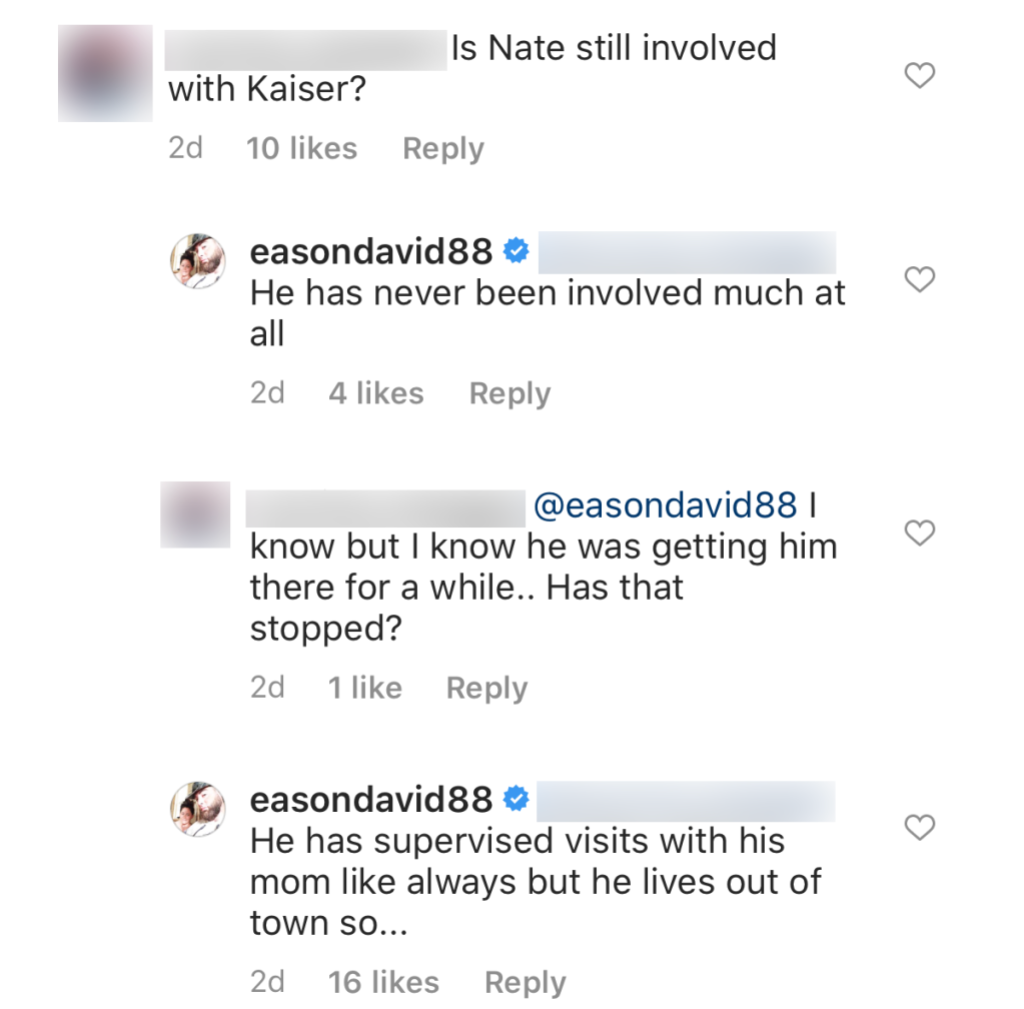 Teen Mom 2 Alum David Eason Slams Jenelle Evans Ex Nathan Griffith's Parenting of Son Kaiser