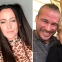 Side-by-Side Photos of Jenelle Evans and Nathan Griffith With Son Kaiser