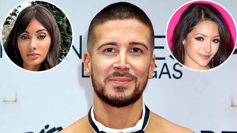 Vinny Guadagnino Has Dated Some Beauties Francesca Farago Melanie Iglesias