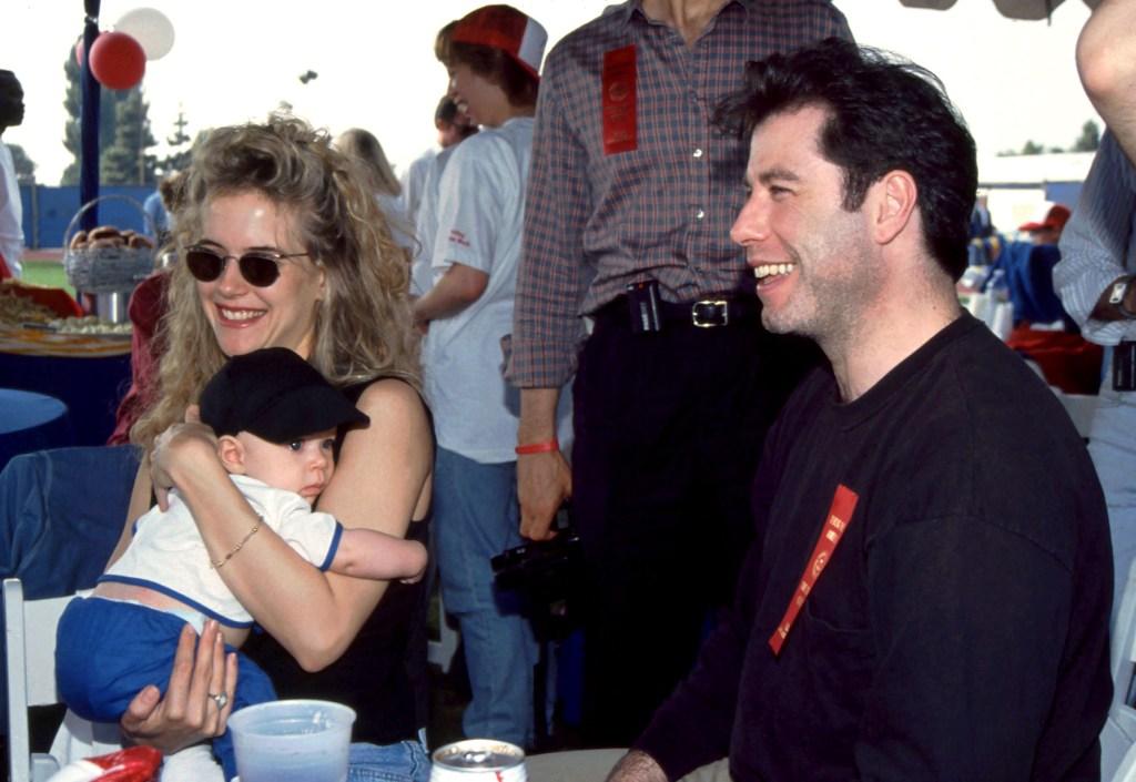 Who Is John Travolta's Son Jett
