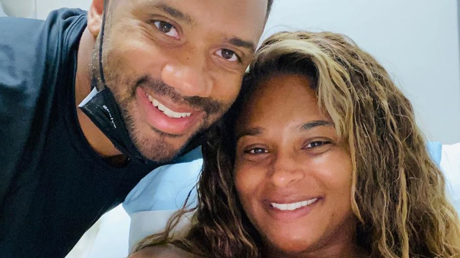 Ciara and russell wilson welcome son win harrison