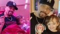 Ice-T and Baby Chanel Nicole Twinning Moments