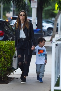 Justin Timberlake and Jessica Biel's Children: Silas and ...