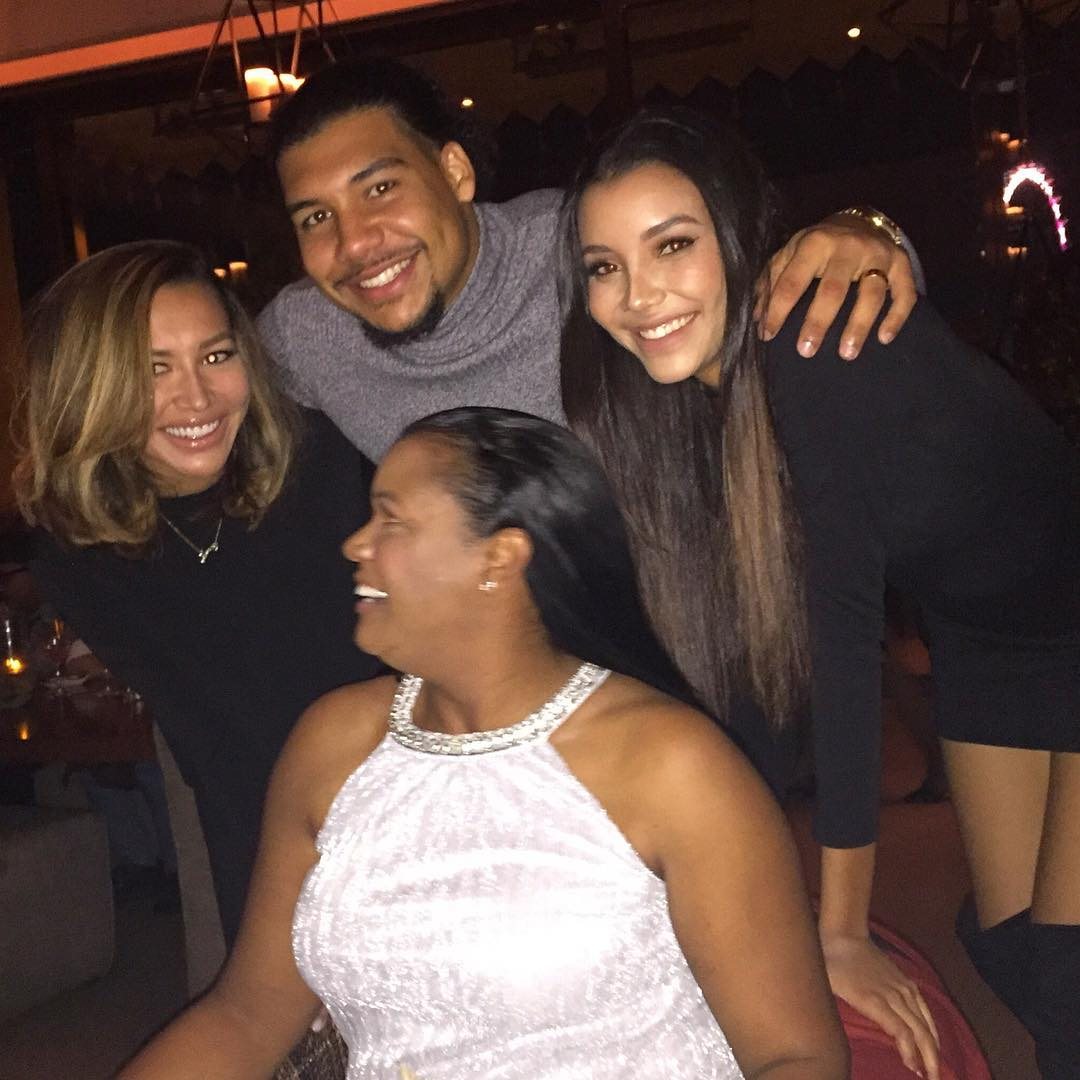 Naya Rivera Family