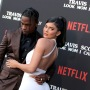 Kylie Jenner and Travis Scott 'Shared a Hotel Room'