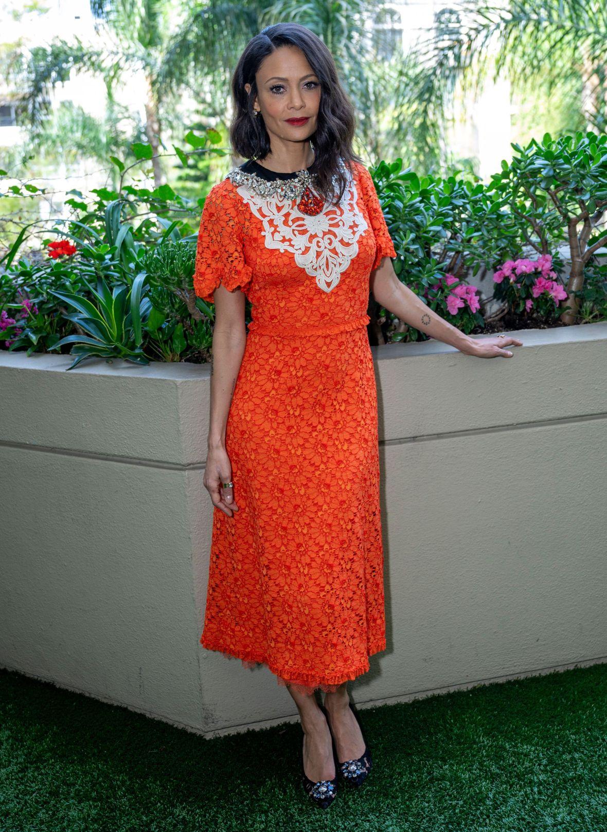 Thandie Newton at Event