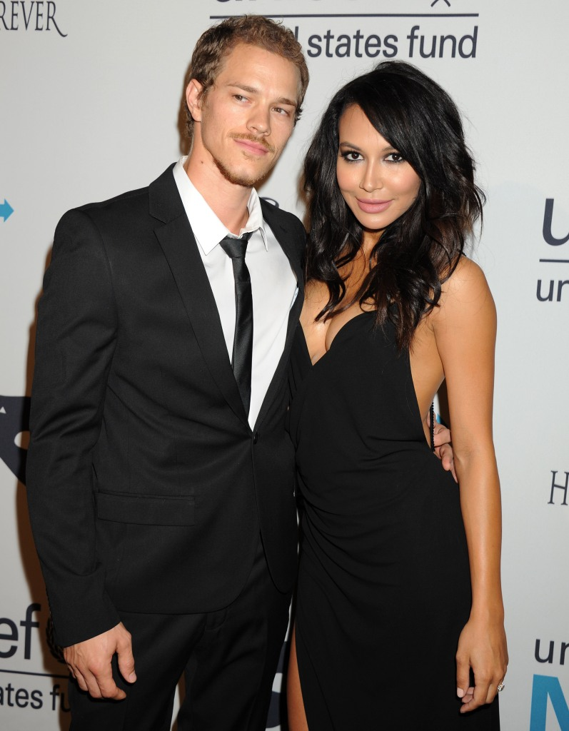 Naya Rivera and Ex Husband Ryan Dorsey