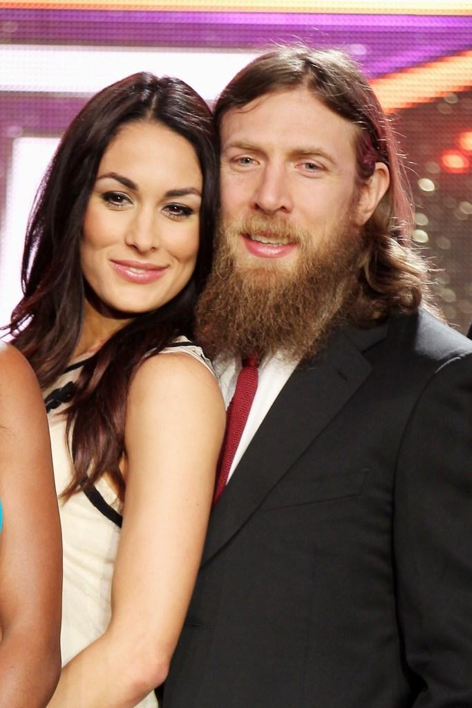 Brie Bella Daniel Bryan Baby Name