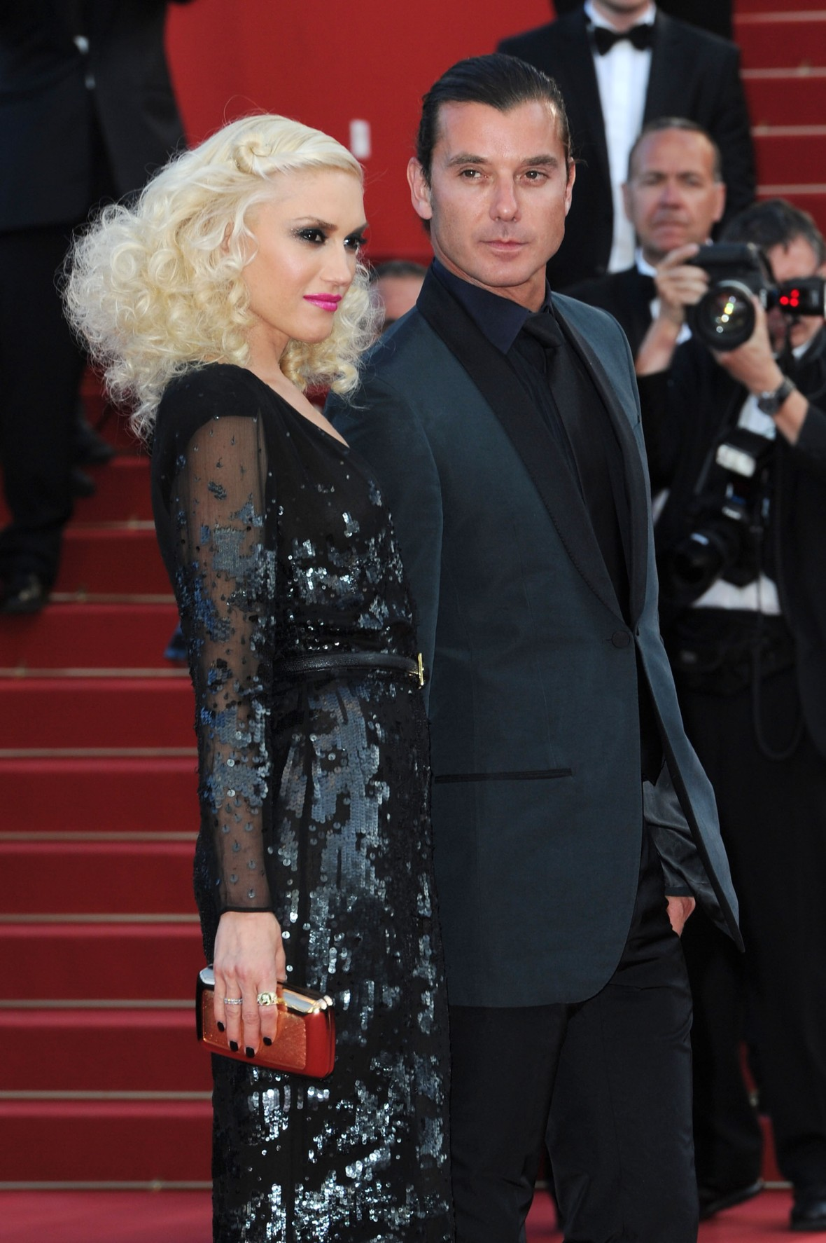 Gavin Rossdale and Gwen Stefani Split