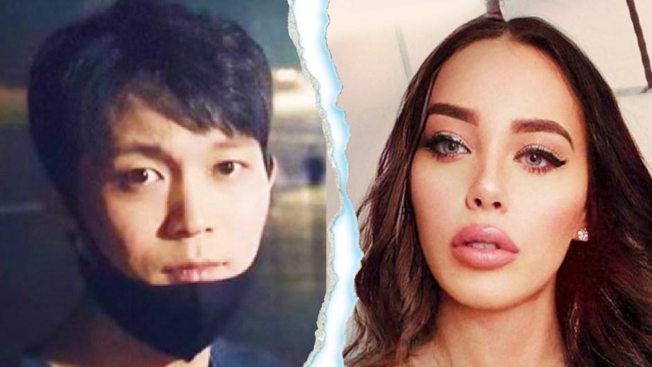 90 day fiance star jihoon lee confirms split from estranged wife deavan clegg amid show drama