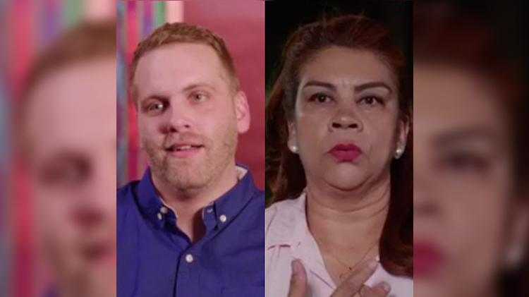 Tim Apologizes to Melyza's Mom for Cheating