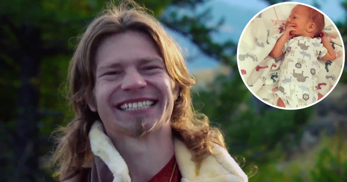 'Alaskan Bush People' Star Bear Brown 'Excited' to Meet Son River