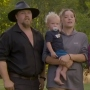 Alaskan Bush People's Noah and Rhain Brown Make Rare Appearance With Son Elijah in Fire Update