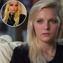 Inset Photo of Current Day Daisy Coleman Over Photo of Daisy Coleman in 2016 Netflix Documentary Audrie & Daisy