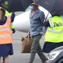 Brad Pitt Leaves France Alone After Jetting Across The Atlantic To Spend Four Nights With New Love Nicole Poturalski-