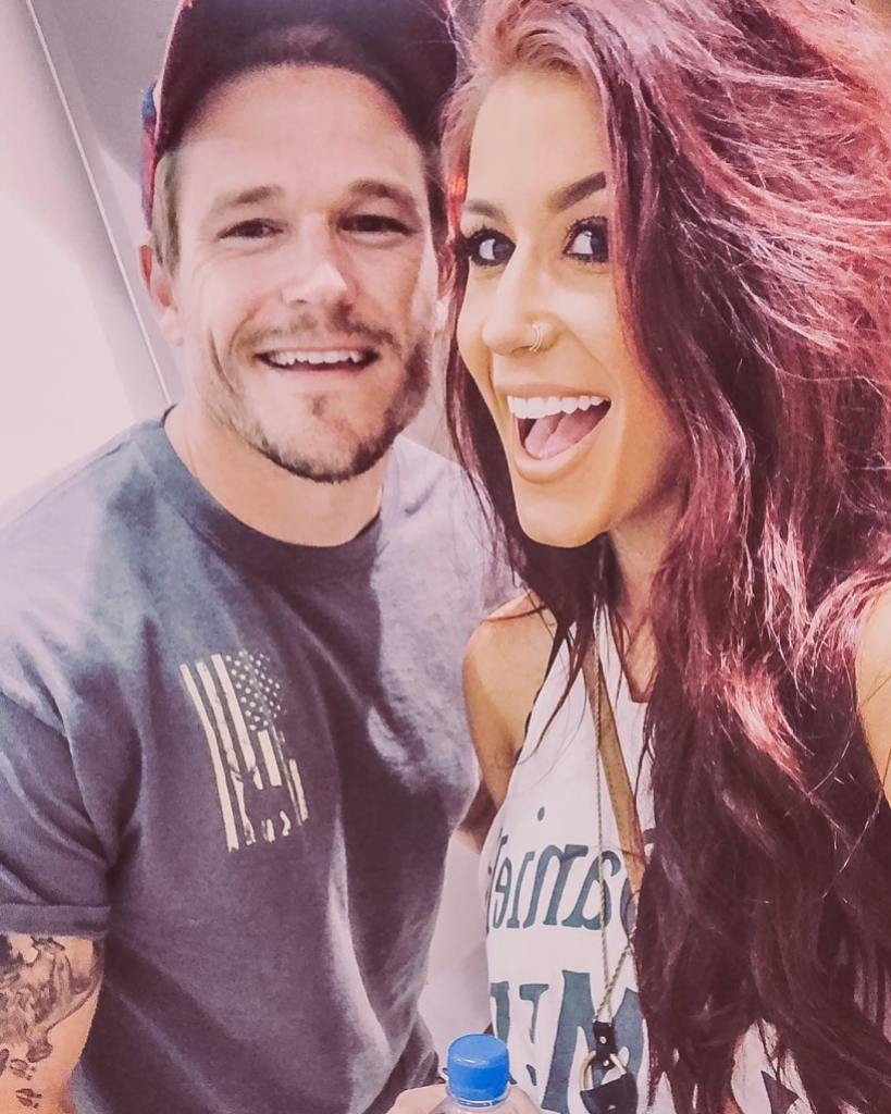 Chelsea Houska Is Pregnant With Baby No 4 Her Third With Cole Deboer