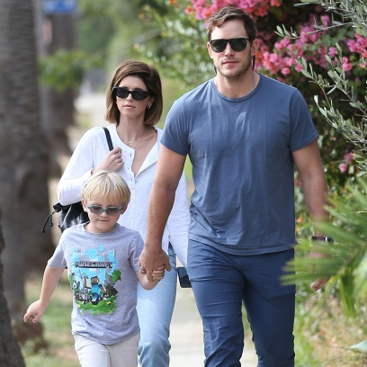 Chris Pratt and Katherine Schwarzenegger Baby Name Meaning Lyla Maria