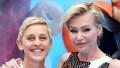 Ellen DeGeneres Portia de Rossi Love Story Spans Two Decades