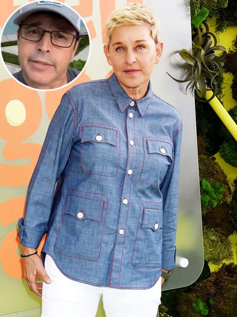 Ellen DeGeneres Producer Andy Lassner Breaks Silence Amid Talk Show Controversy