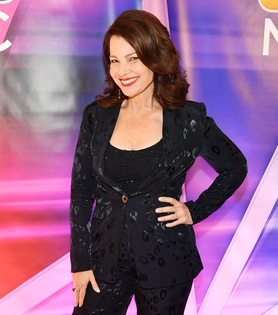 Fran Drescher Dishes Being Nanny From Hell REELZ Documentary