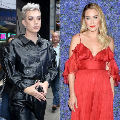 James Charles Calls Out Lauren Conrad Having Makeup Brand Then Apologizes