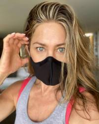 How Celebs Are Staying Safe With Masks and More Amid Coronavirus Pandemic