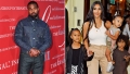 Kanye West Leaves Out Kim and Kids on '2020 Vision' Board Amid Drama