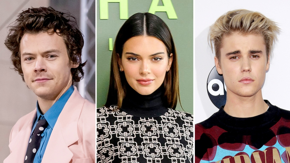 Kendall Jenner dating history Justin Bieber Harry Styles 2
