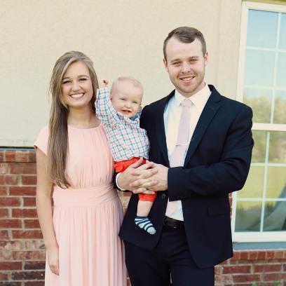 Kendra and Joseph's Cutest Family Photos