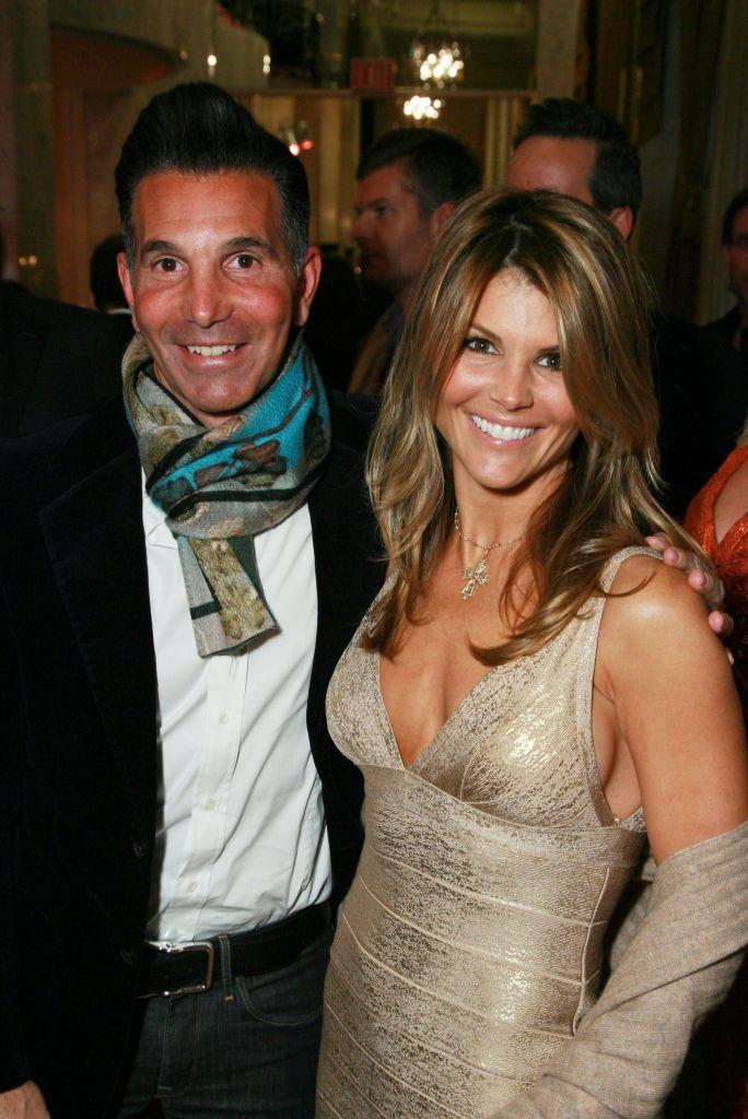 Mossimo Giannulli and Lori Loughlin