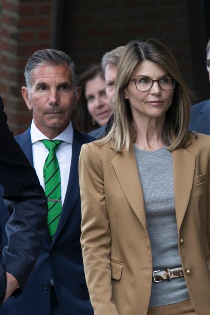 Lori Loughlin and Mossimo Giannulli Prison Sentences