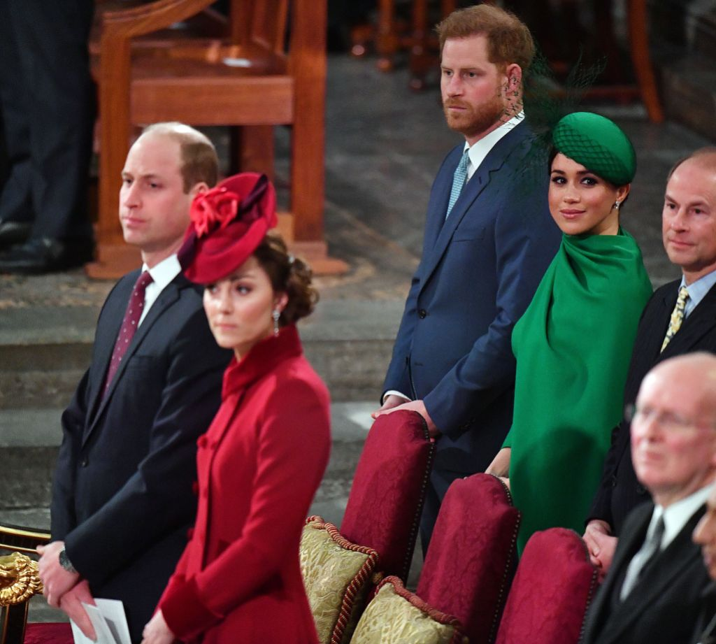 Meghan Markle Feud With Prince William and Kate Middleton