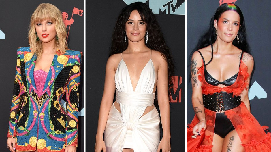 Most Outlandish and Skin-Flashing Celeb Fashions From the MTV VMAs