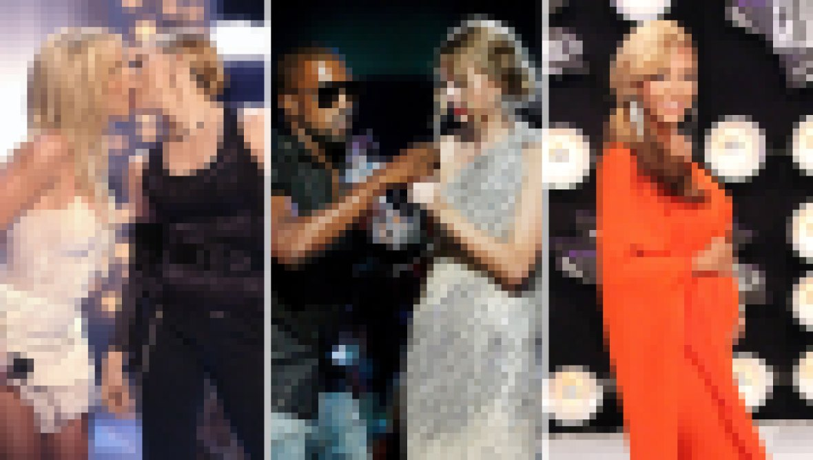 Most Shocking VMAs Moments