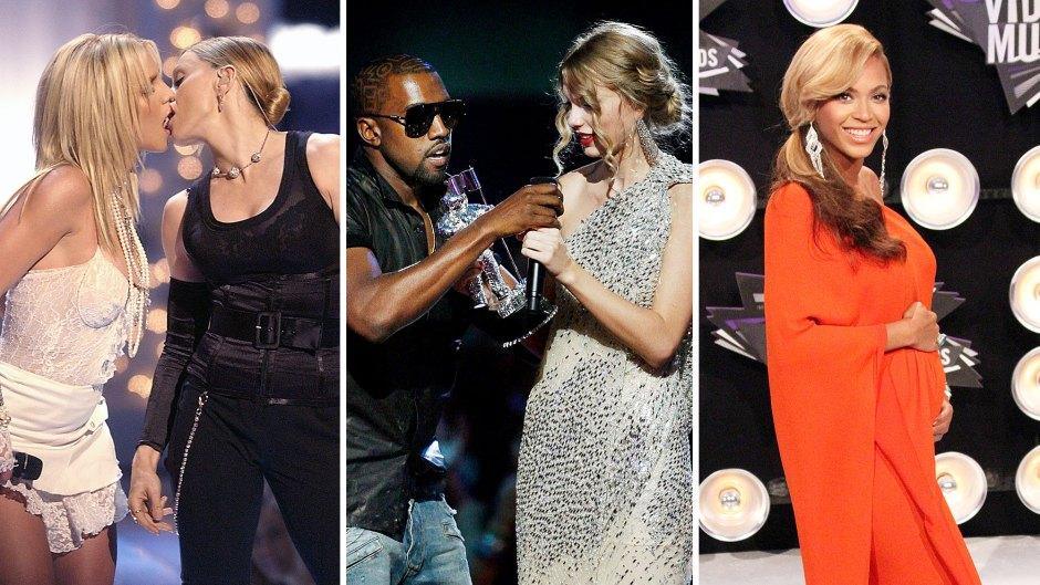 Most Shocking VMAs Moments