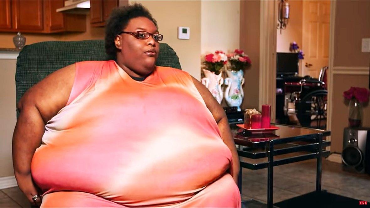 My 600-Lb Life Tanisha Cleveland Loses 119 lbs
