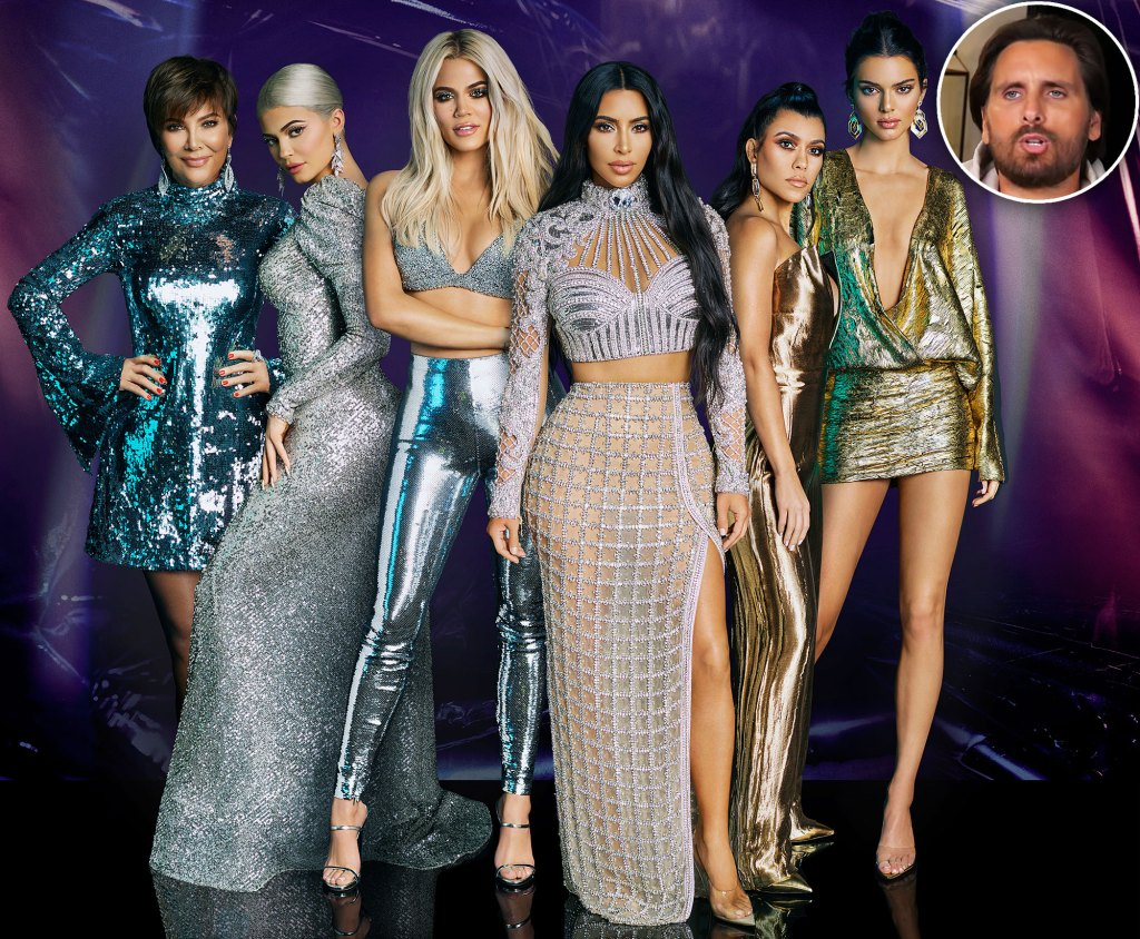 Scott Disick Slams the Kardashians in Heated Keeping Up With The Kardashians Trailer