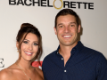 Becca Kufrin and Garrett Split