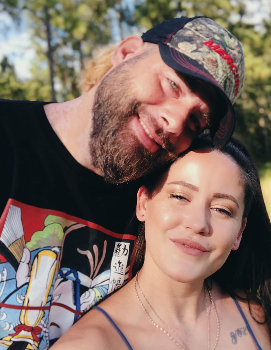 Teen Mom 2's Jenelle and David