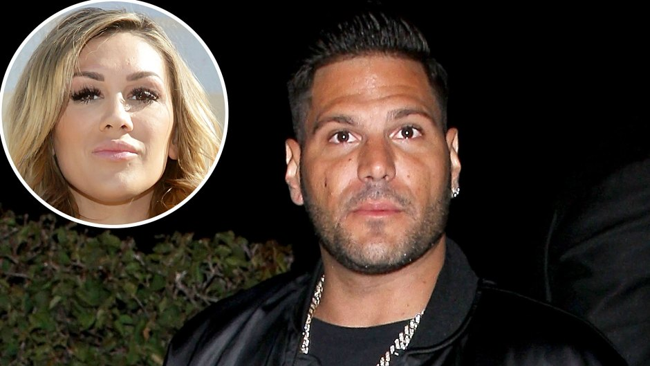 Shading Jen Harley Jersey Shore Ronnie Ortiz-Magro Shares Cryptic Message About Boundaries