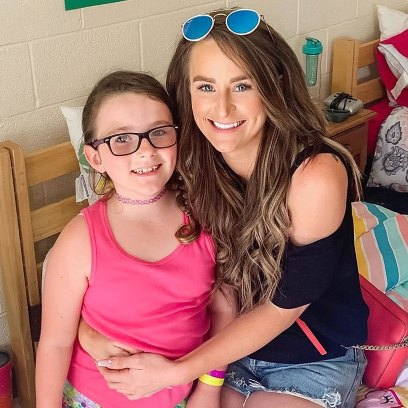 Teen Mom 2 Star Leah Messer Shares Update on Ali Muscular Dystrophy